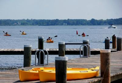 Earn your kayak instructor certification this May