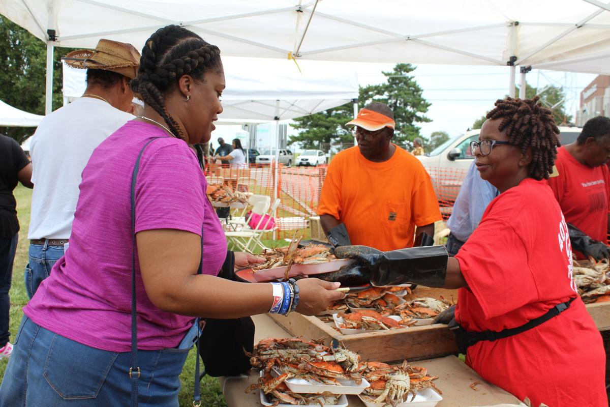 Cambridge hosts 40th annual Seafood Feast-I-Val