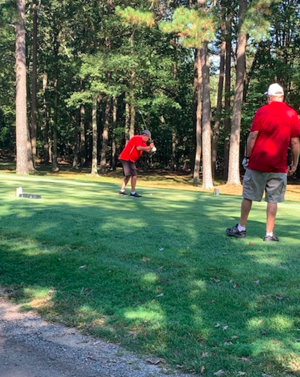 Grasonville VFD tees off for building fund