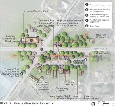 Talbot council approves Cordova master plan draft