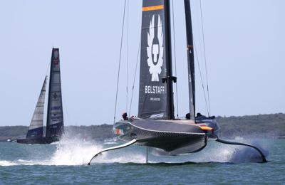 New Zealand America's Cup Challenger Series