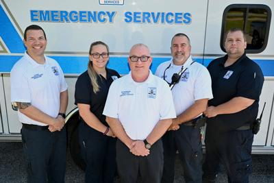 Caroline County gets new Director of Emergency Services