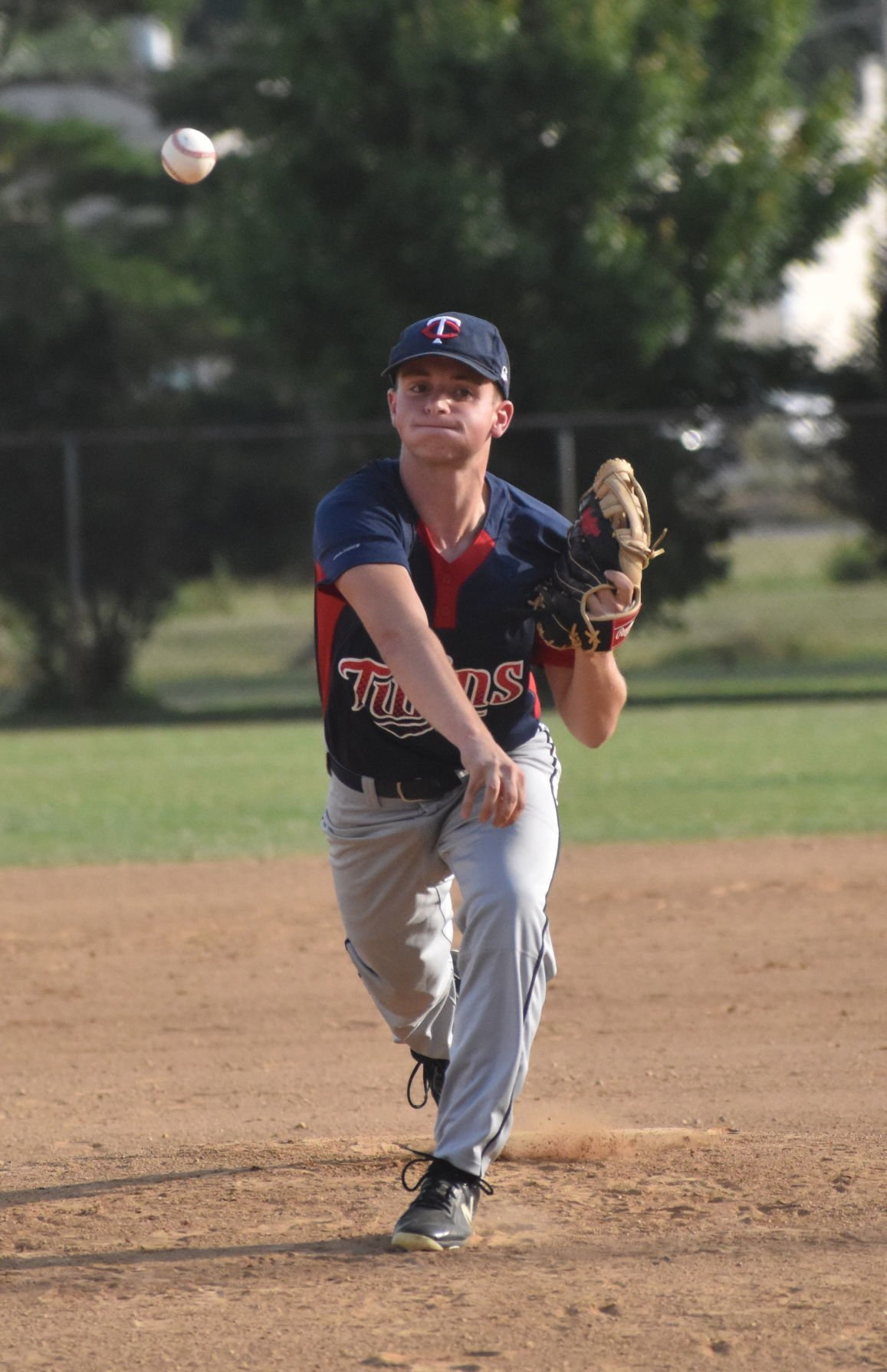 2019 District 6 Senior League Baseball Playoffs: Caroline vs. Tri-City, June 25, 2019