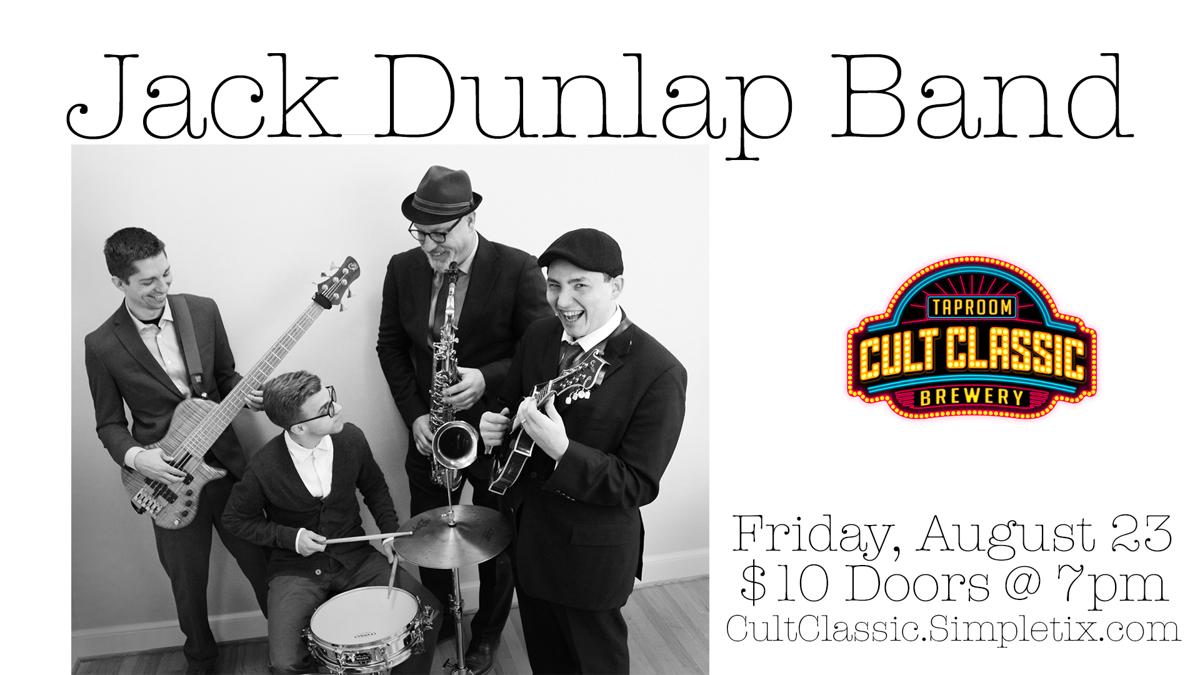 Jack Dunlap Band Live