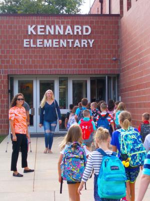 Two injured at Kennard Elementary
