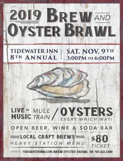 Brew & Oyster Brawl
