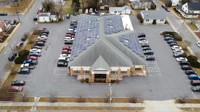 School system now powering over half its buildings with solar energy