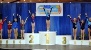 level 5 gymnastics state meet illinois 2014 1040