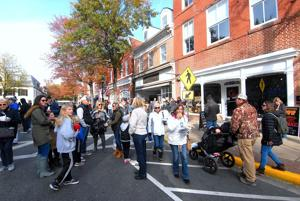 Crowds pack Easton for Waterfowl Festival