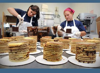 Bakery Sells Handmade Smith Island Cakes To Giant Stores