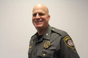 Gamble looks for second term as Talbot County sheriff