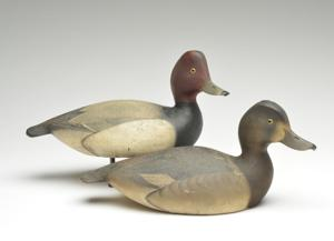 Antique Ward brothers decoys fetch $126,000 at auction after journey from Shore to Tabasco Sauce plantation