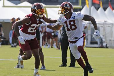 Redskins still trying to pare down WRs