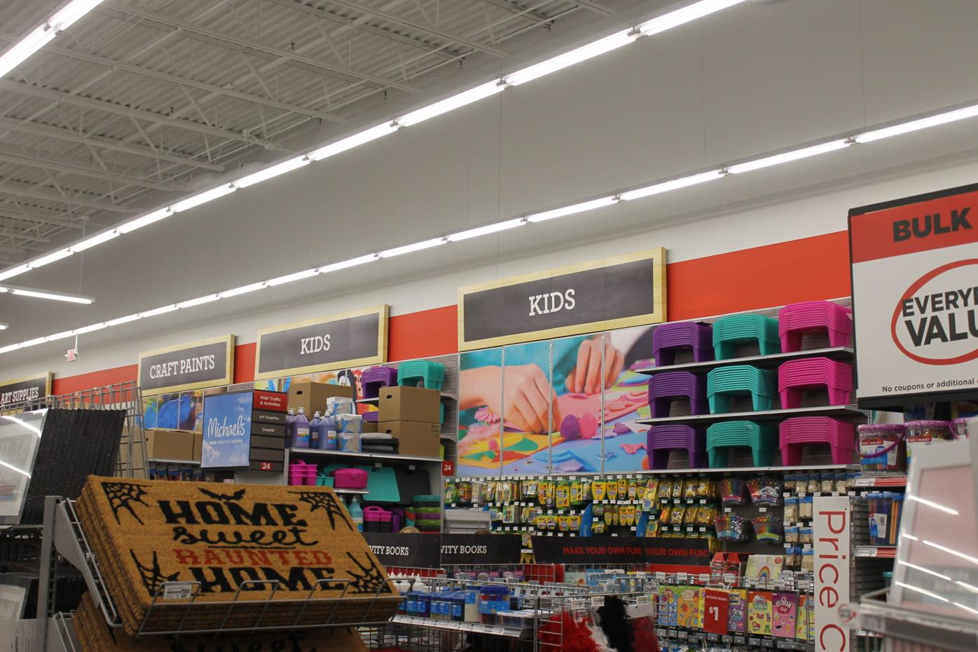 Grand opening Sunday for Michaels