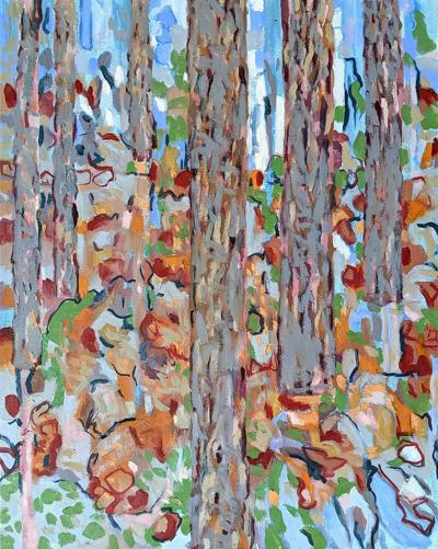 Adkins — Woodland Sketches