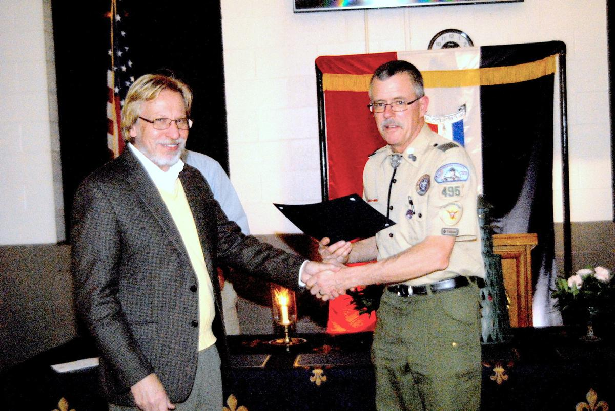 Choptank District awards given