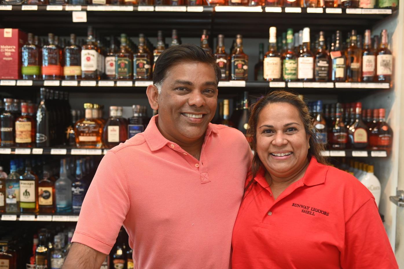 Runway Liquors Opens