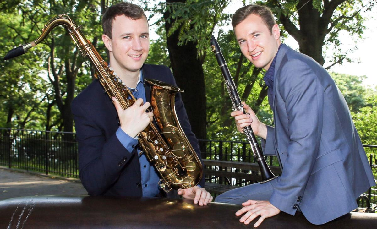 Anderson Twins to return for romantic evening of jazz