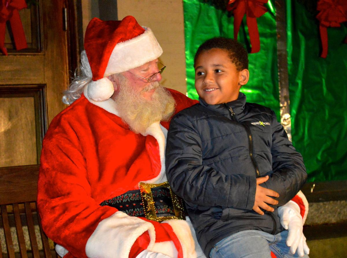 Cambridge Tree Lighting Opens Dorchester Holiday Season