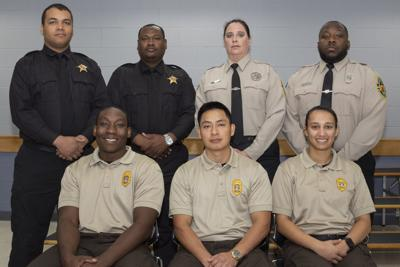 Jail and correctional officers graduate