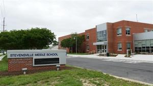 Stevensville Middle School student allegedly tried to buy 'gun'