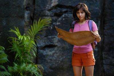 Dora and the Lost City of Golf