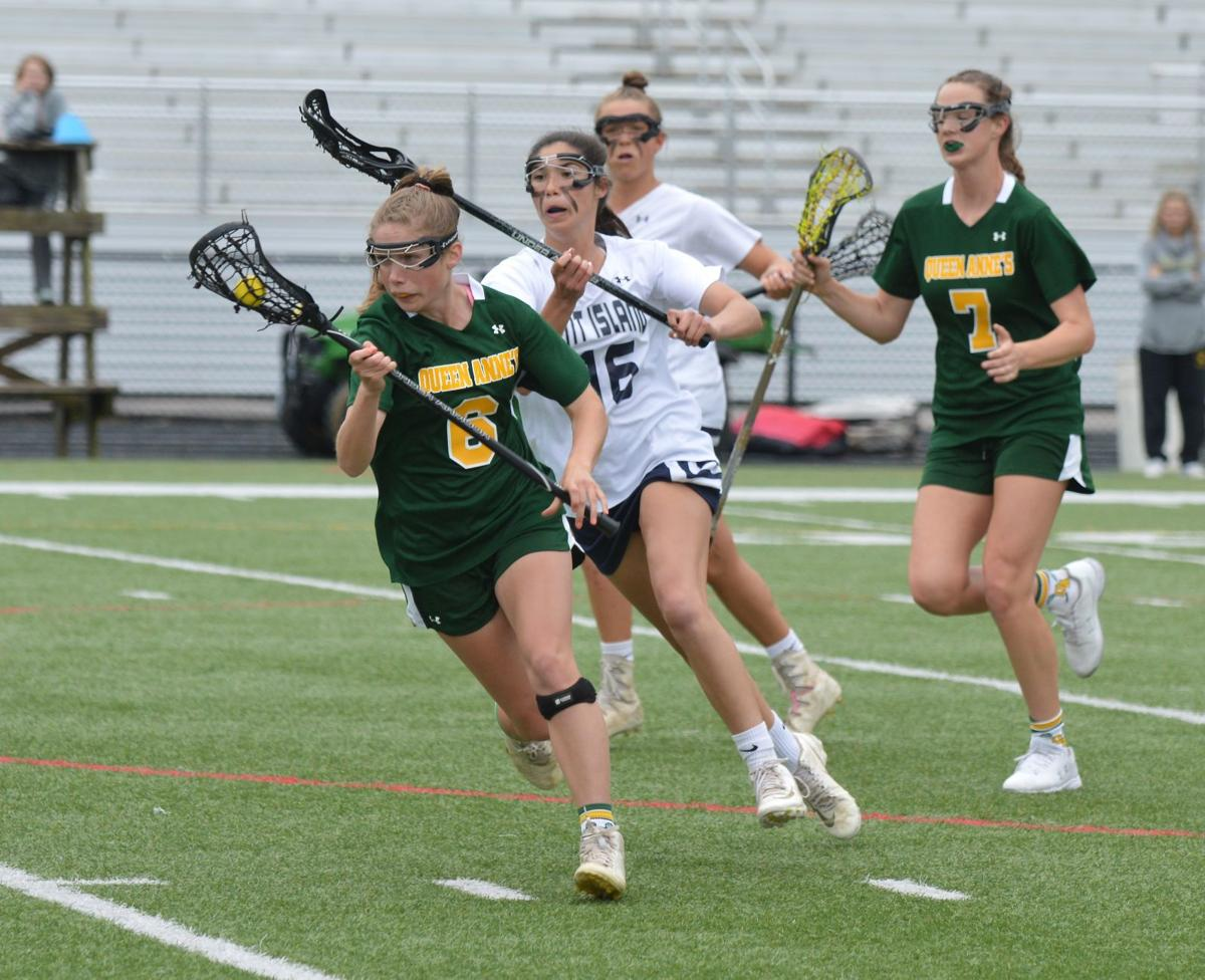 All-Mid-Shore Girls' Lacrosse Player of the Year: Shannon Donovan, Sr., Midfield, Queen Anne's County