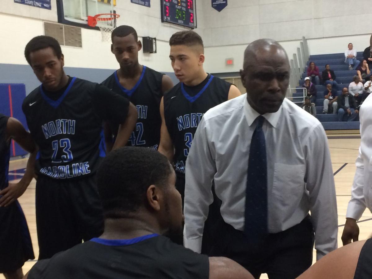 High School Boys' Basketball: N. Caroline at Kent Island