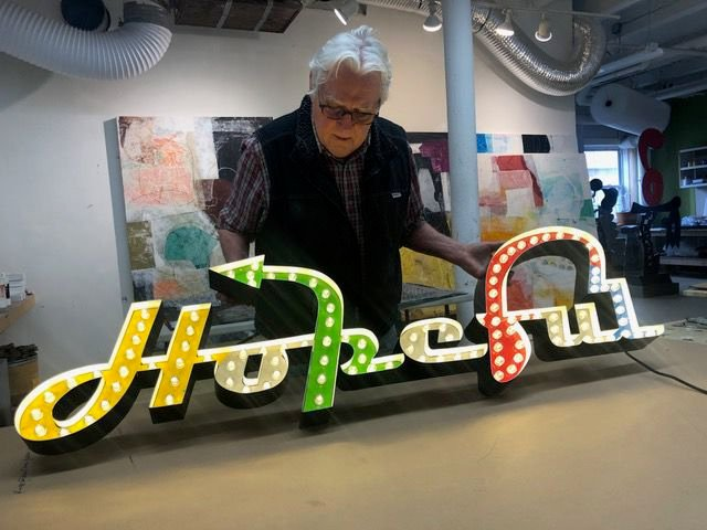 Hopeful 2020 launches in Easton