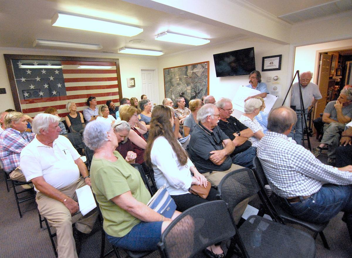 St. Michaels residents speak up about Veterans Park