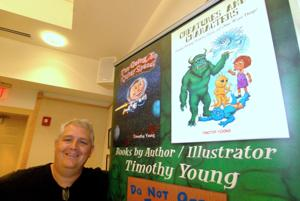 Picture books shine at library book fest