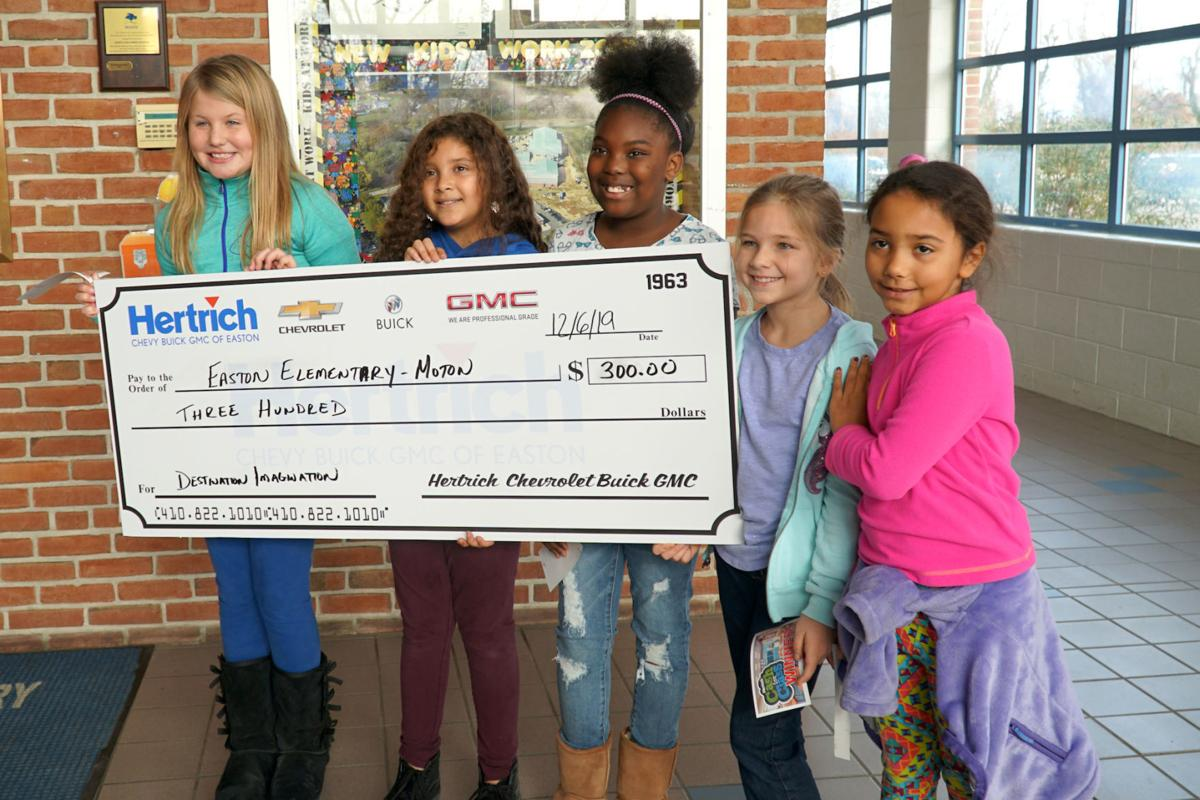 Hertrich funds 31 teacher-requested projects