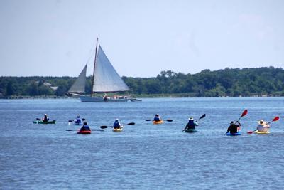 Kayak classes