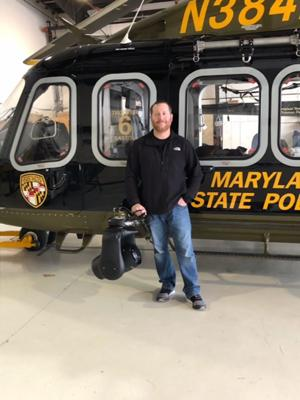 Easton man awarded MSP Aviation Mechanic of the Year