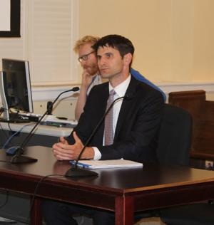 Talbot County Council holds accomplished meeting