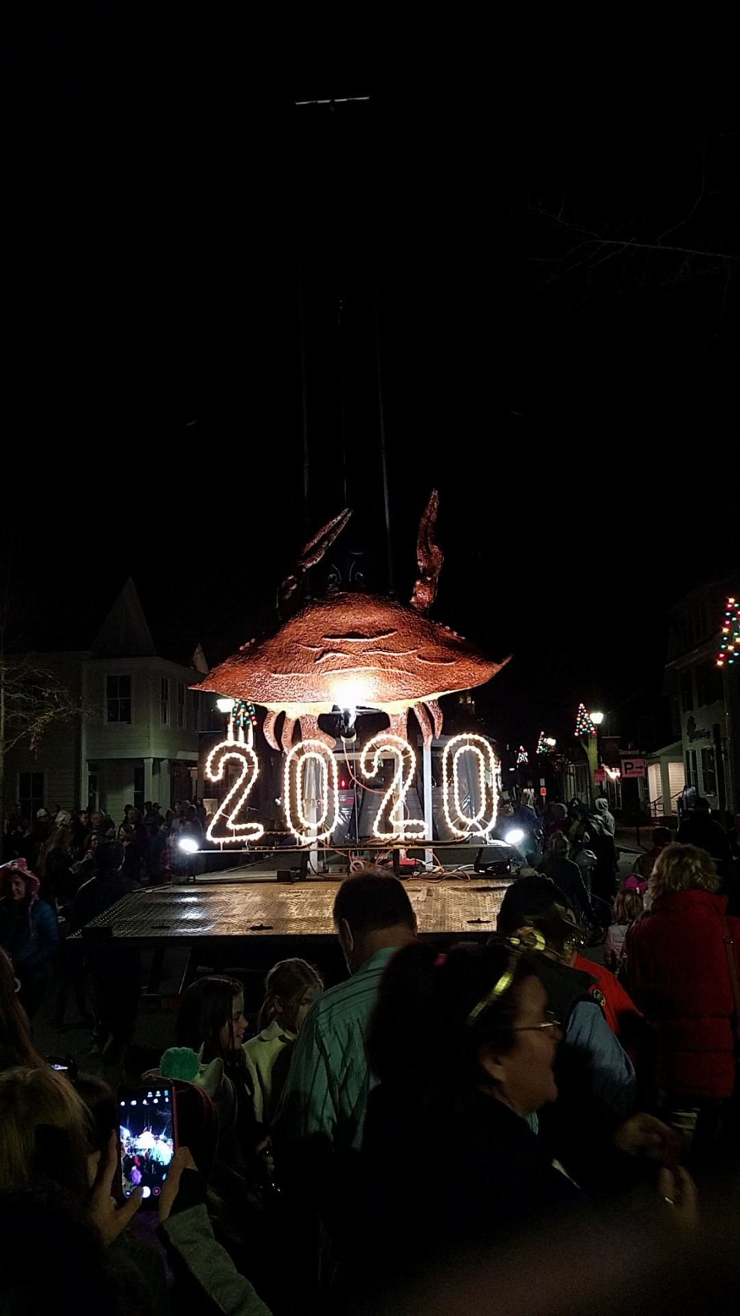 Easton rings in 2020 with 26th crab drop