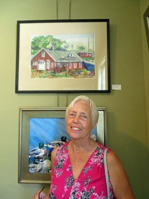 'Chesapeake Bay Life' show opens at KIFA
