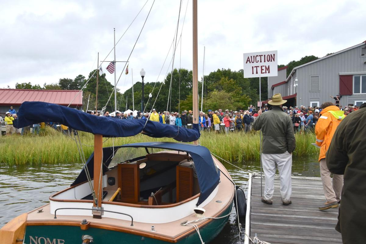 Annual Charity Boat Auction returns to CBMM