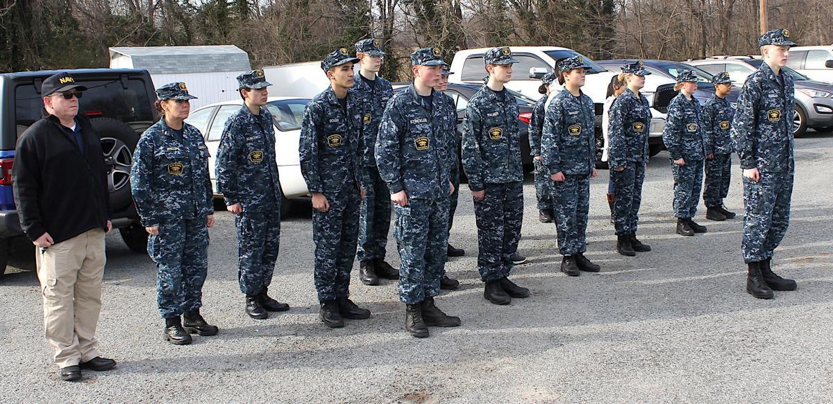 Sea Cadets unit forms '19