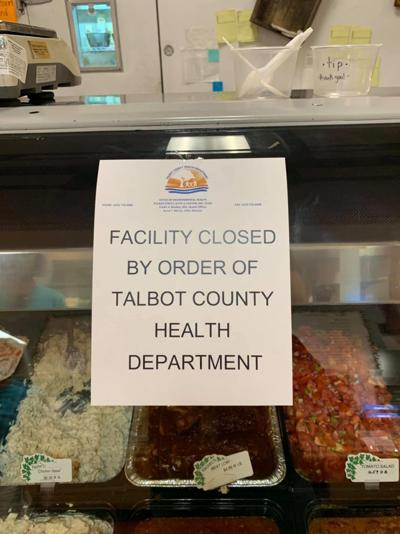 Health officials close 2 shops for failure to mask