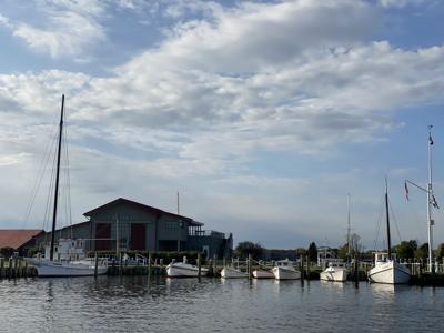 Boats of St. Michaels