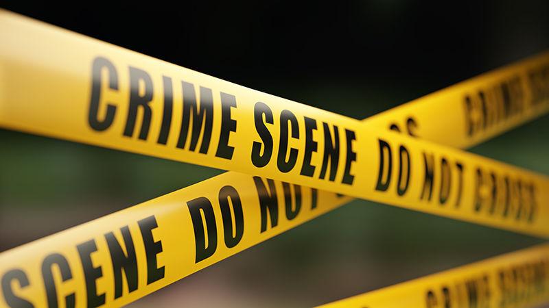 Crime scene - tape