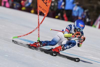 APTOPIX Italy Alpine Skiing Worlds