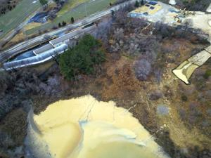 Sediment from Four Seasons causes concern