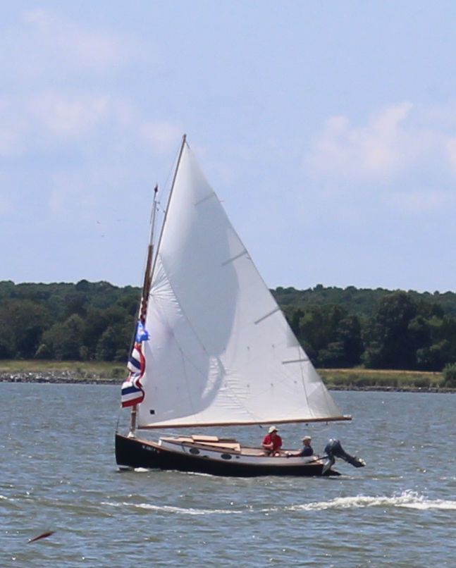 Catboat association hosts first Rendezvous and Parade | Local
