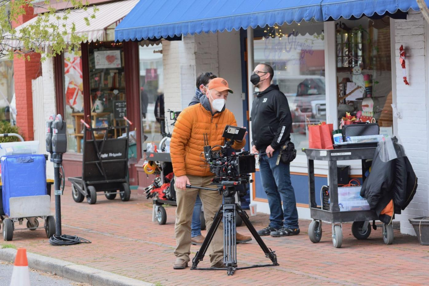 Feature-length movie being filmed in Kent, Queen Anne's