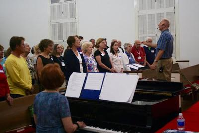 Navy League holiday program features Queen Anne's Chorale