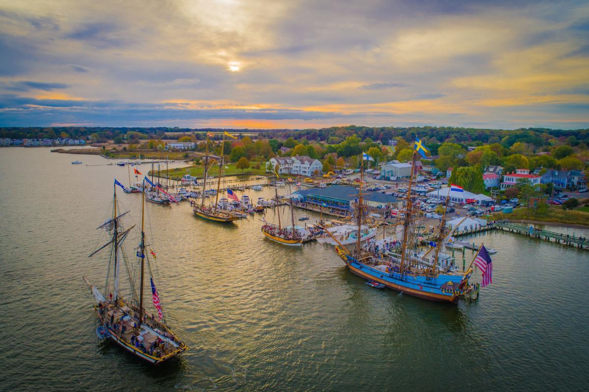 Downrigging sails into Chestertown | Spotlight | stardem com