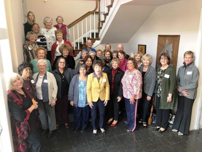 Easton Hospital Auxiliary members recognized for service milestones