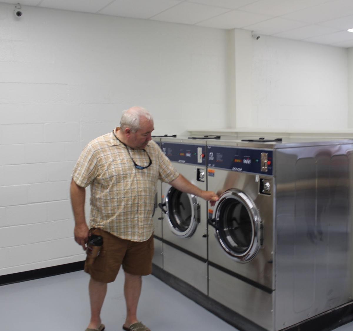 New laundromat open in Sudlersville
